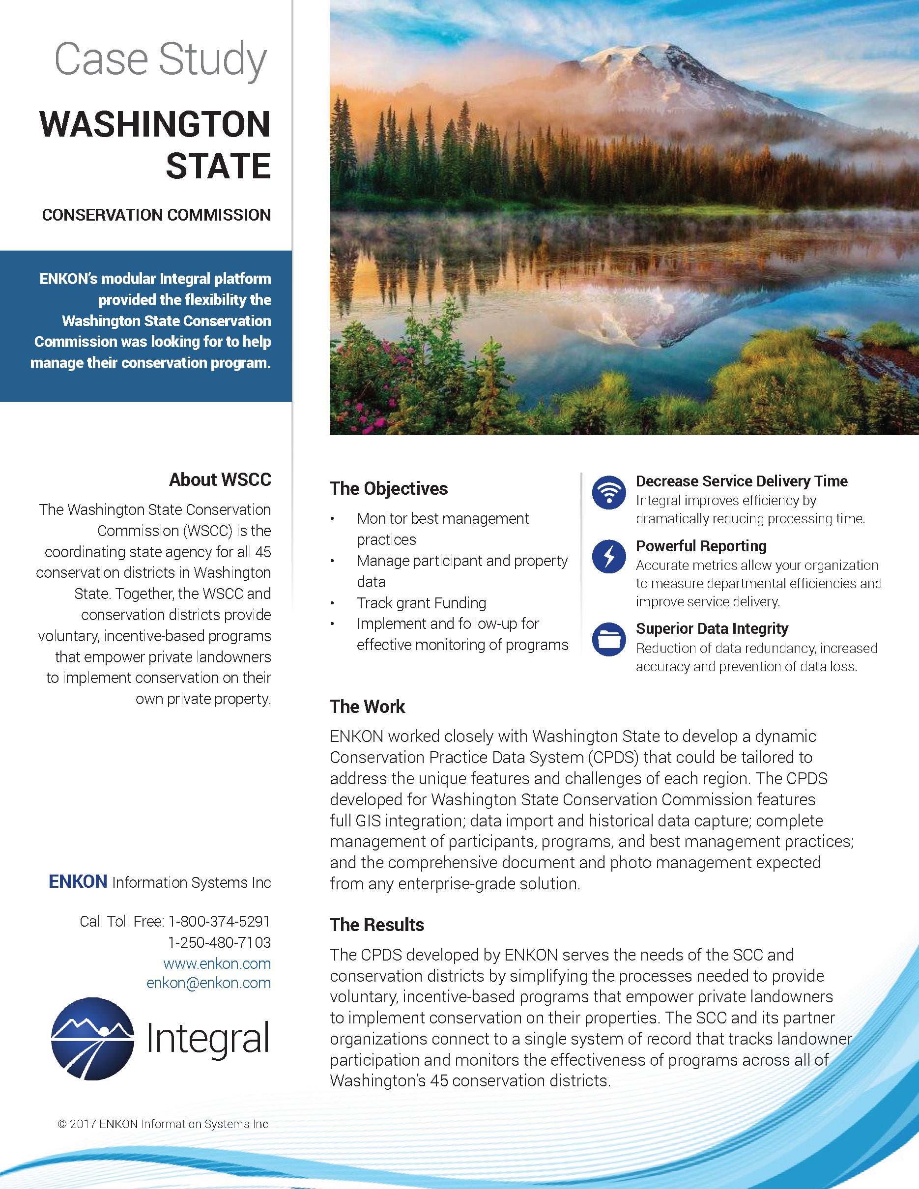 Washington State Conservation Commission 1.0
